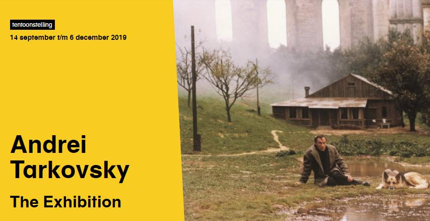 14 сентября – 6 декабря выставка и показ фильмов Тарковского в Амстердаме